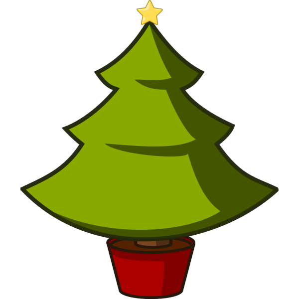 Christmas Tree PNG Clip art