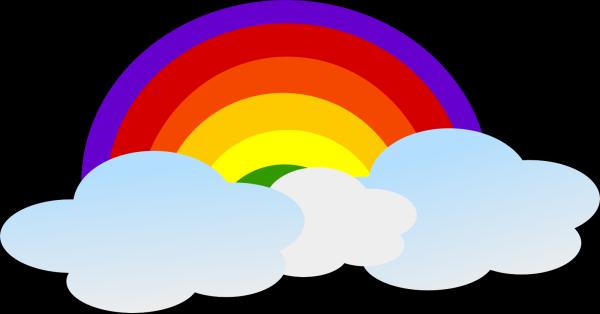 Rainbow PNG Clip art