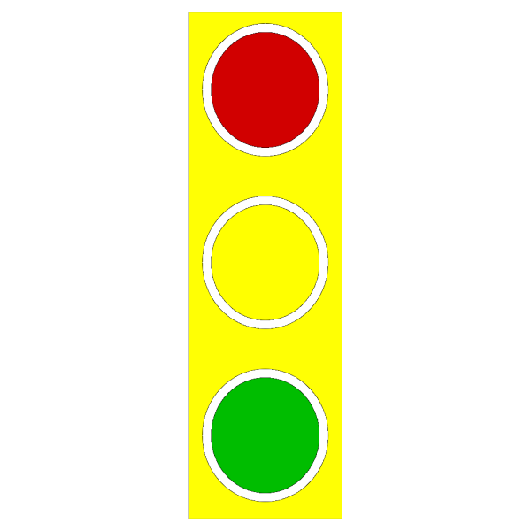 Ted Stoplight PNG Clip art