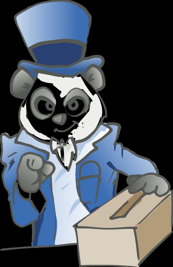 Panda 1 PNG Clip art