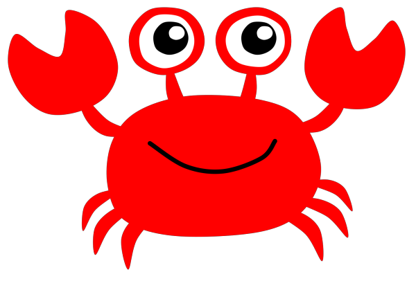 Crab PNG Clip art