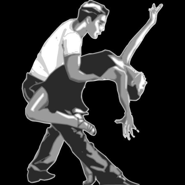 Salsa Dancers PNG images