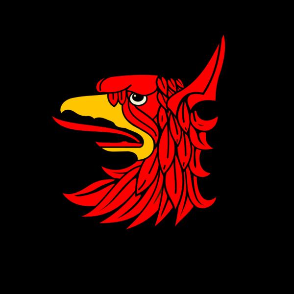 Red Bird PNG Clip art