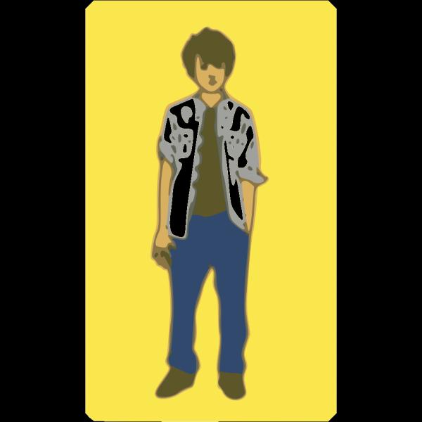 Teenager Boy PNG Clip art