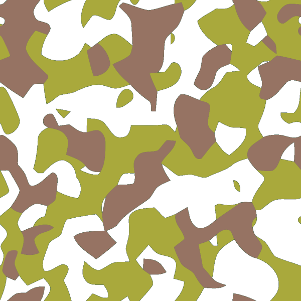 Camouflage Pattern PNG Clip art