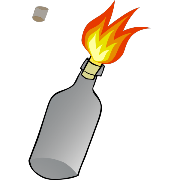 Molotov Cocktail PNG images