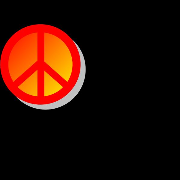 Peace Sign PNG Clip art