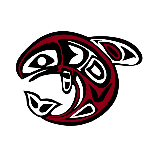 Native Salmon PNG Clip art