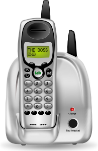 Cordless Phone PNG icons