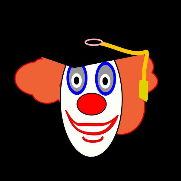 Clown School Graduate PNG Clip art