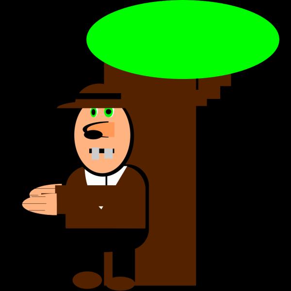 Cartoon Cowboy PNG Clip art