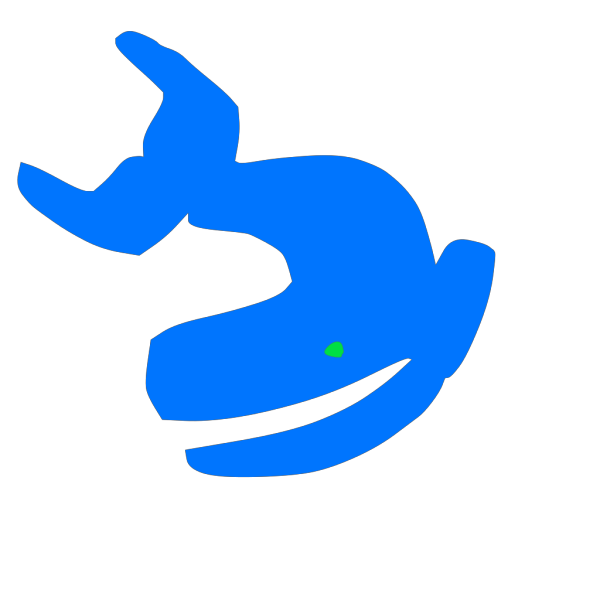 Whale PNG icons