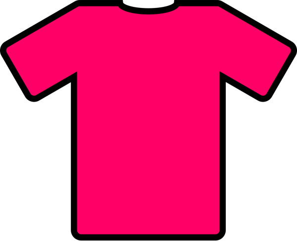 Pink T Shirt PNG icon
