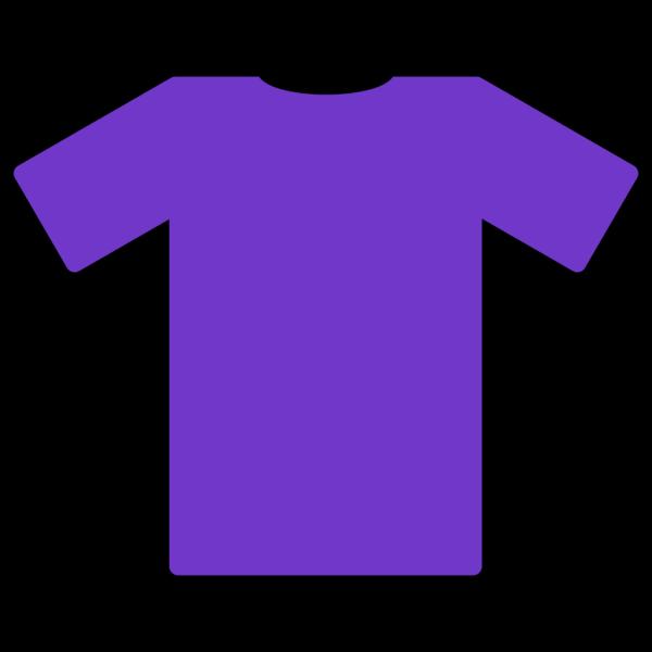 Purple T Shirt PNG Clip art