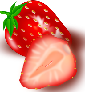 Strawberry 2 PNG Clip art