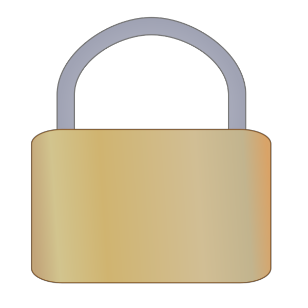 Lock Padlock PNG Clip art