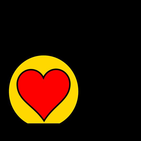 American Flag Heart PNG Clip art