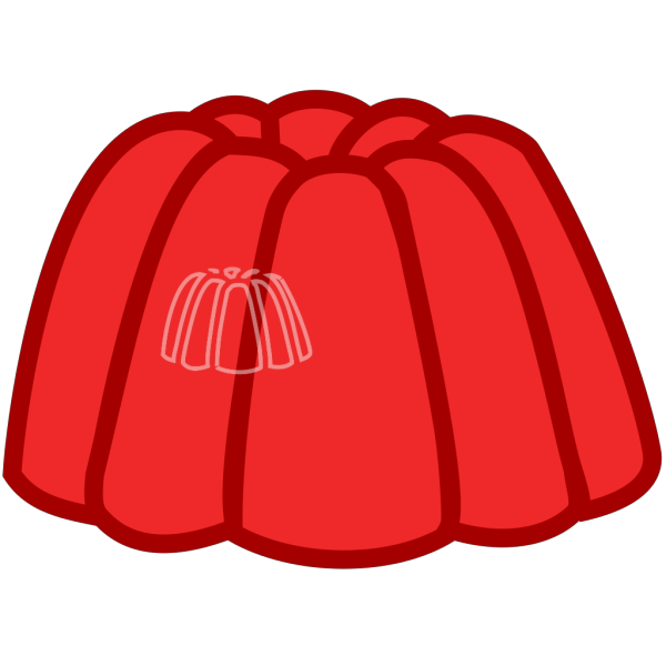 Crankeye Red Jelly PNG Clip art