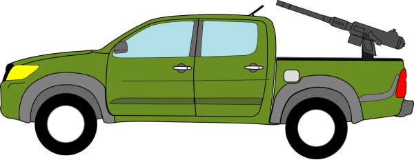 Toyota Hilux PNG clipart