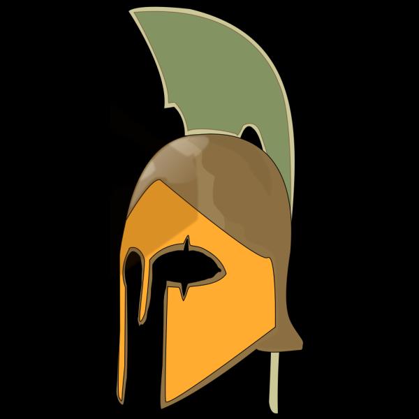Bogdanco Leonidas Helmet PNG Clip art