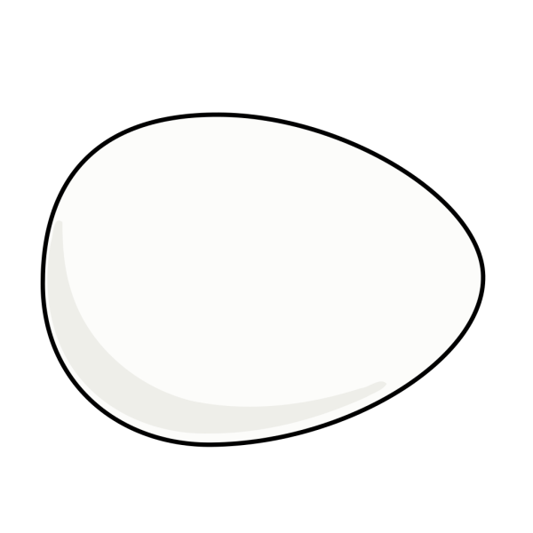 Red Easter Egg PNG image