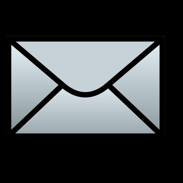 C Schmitz Closed Envelope PNG Clip art