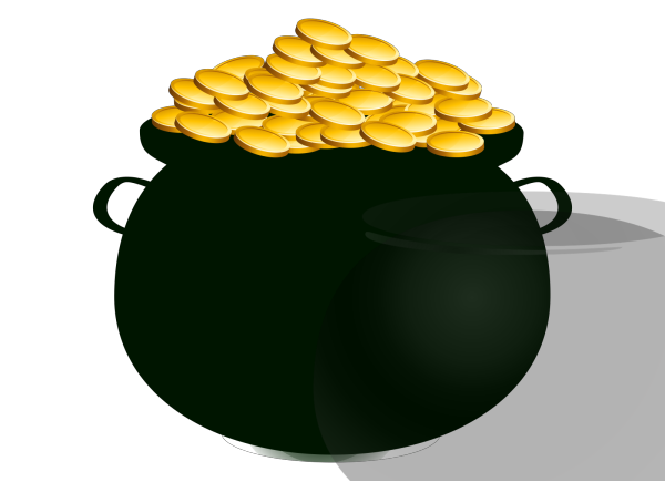 Large Cooking Pot PNG Clip art