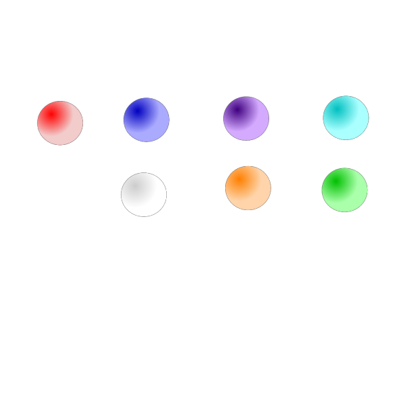 Pool Table Cue Balls PNG images