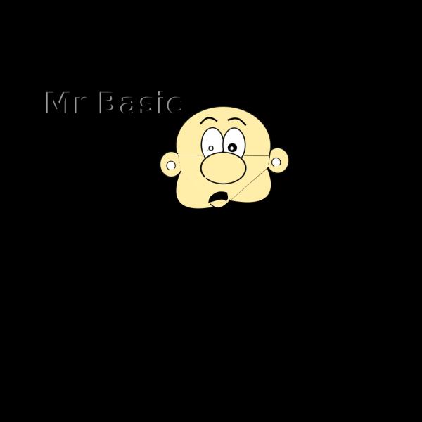 Mr Basic PNG Clip art