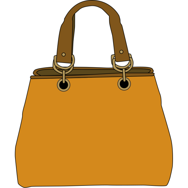 Red Purse PNG Clip art