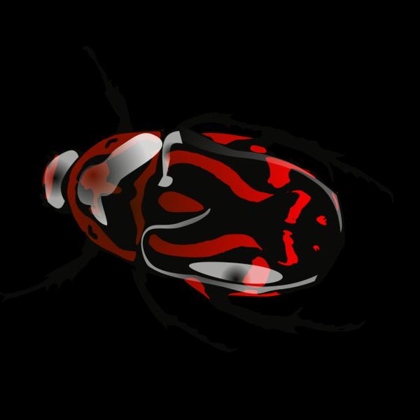 Srd Green Beetle 2 PNG Clip art