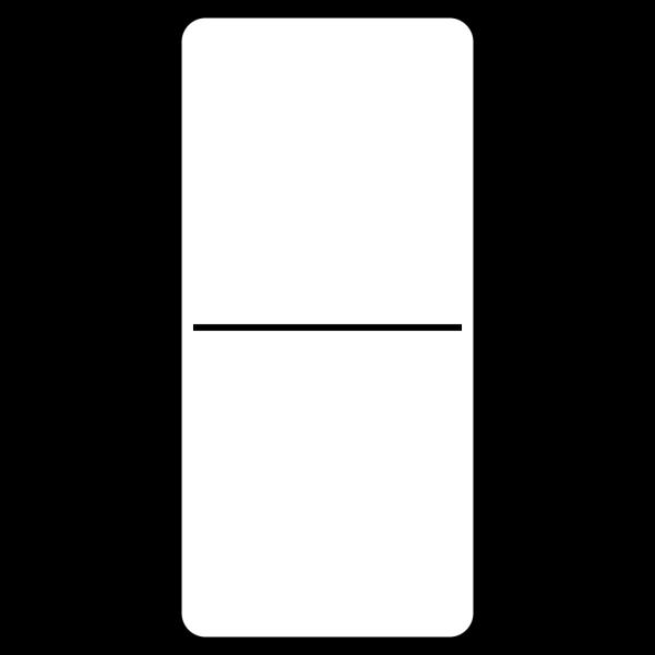 Domino Set 11 PNG Clip art