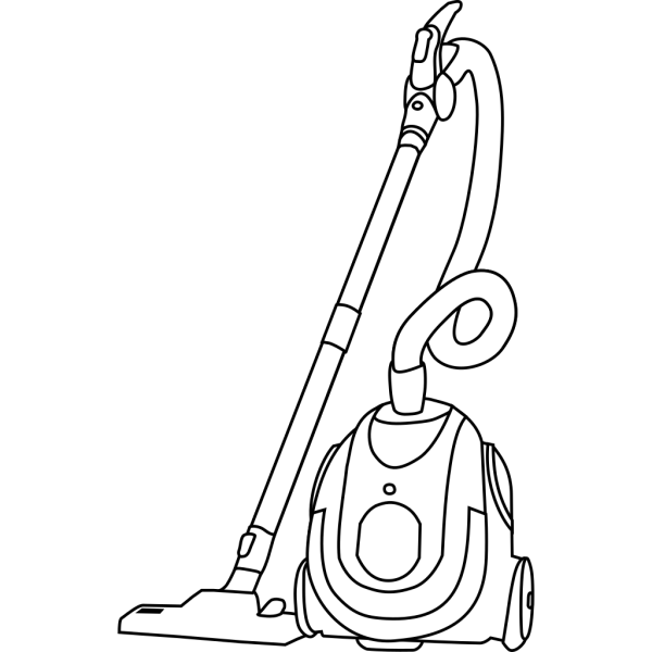 Srd Vacuum Cleaner PNG clipart