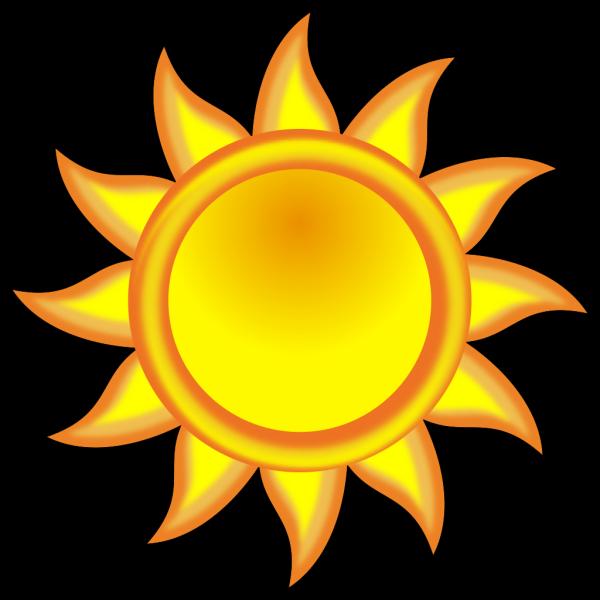 Decorative Sun PNG Clip art