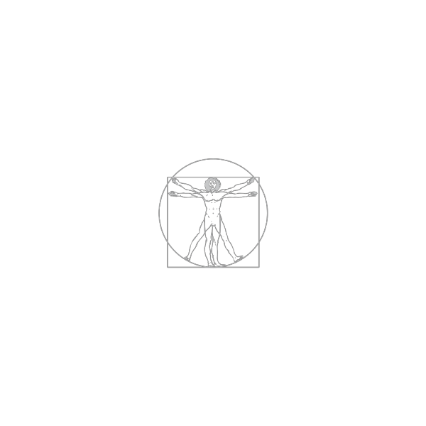 Vitruvian Man PNG Clip art