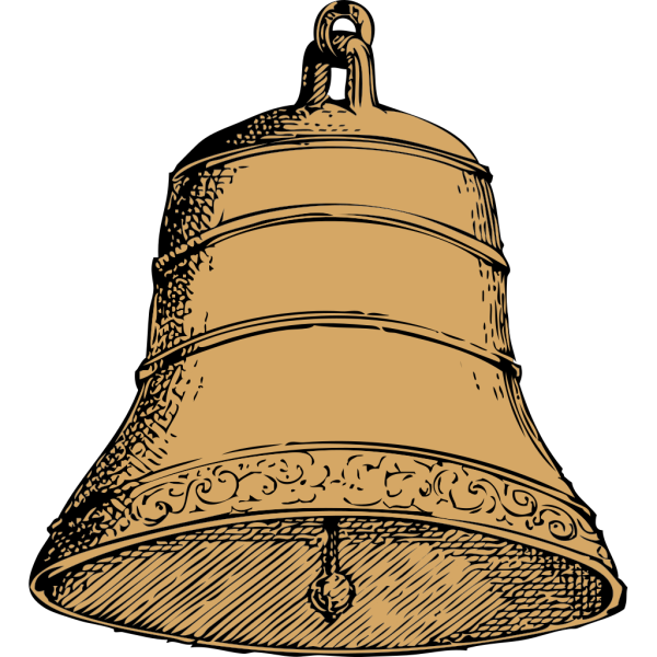 Old Bell PNG Clip art