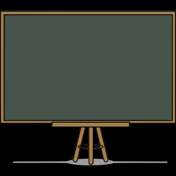 Chalk Board  PNG Clip art