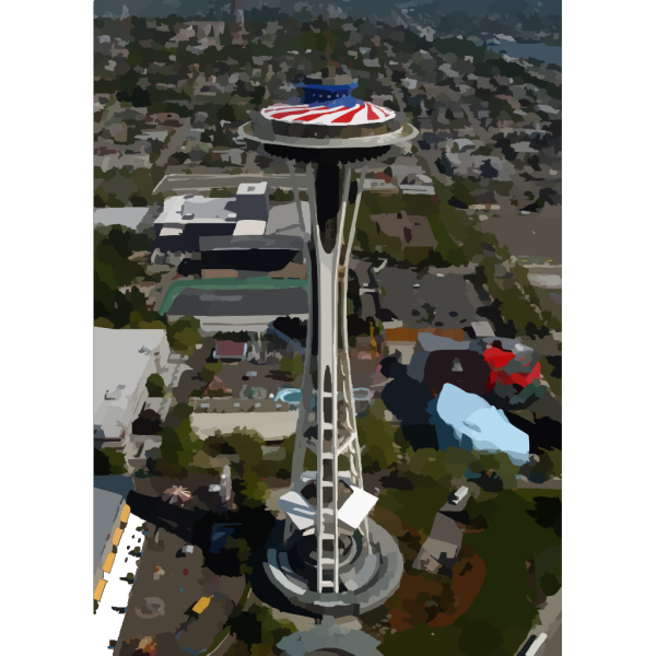 The Top Of Seattle PNG Clip art