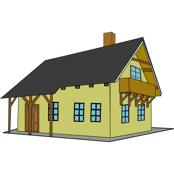 House 11 PNG Clip art