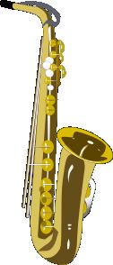 Saxophone  2 PNG Clip art