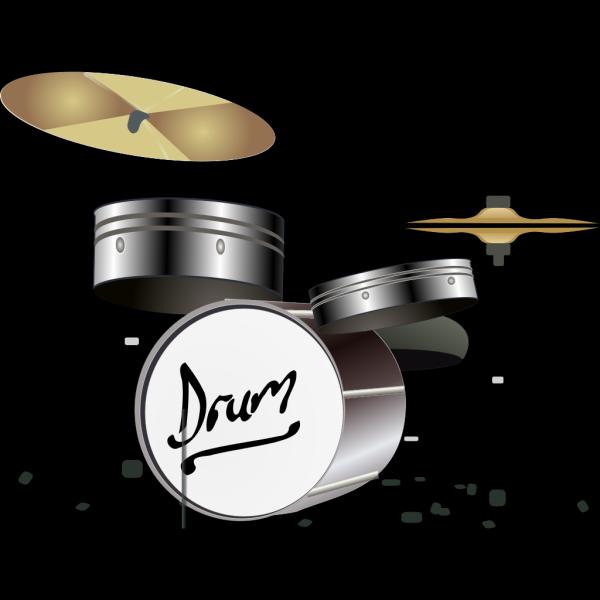 Drum Kit 3 PNG Clip art