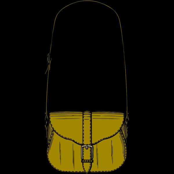 Leather Purse PNG Clip art