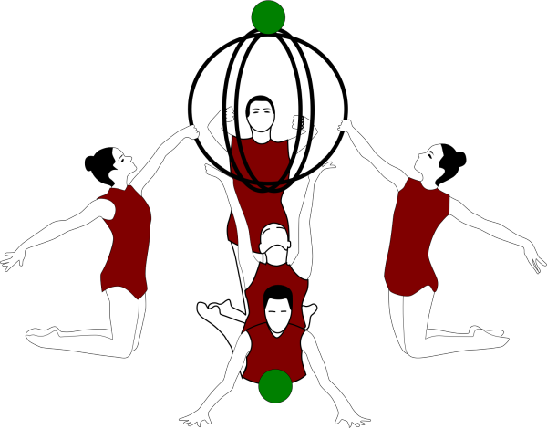 Gymnastic PNG images