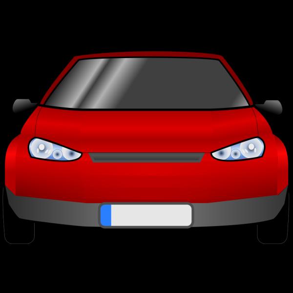 Car Front View PNG Clip art