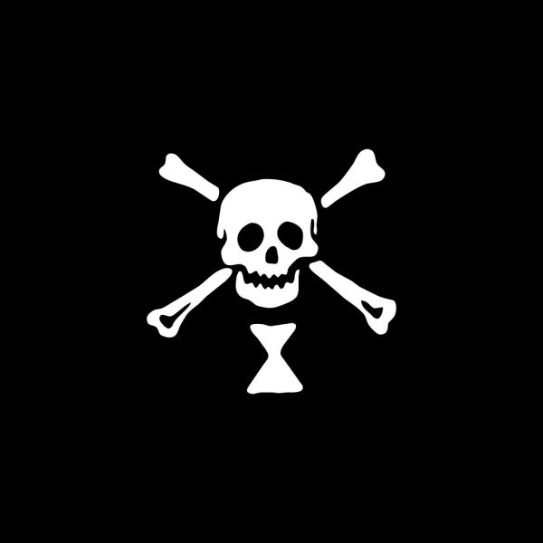Pirate Flag Jack Rackham PNG Clip art