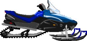 Snowmobile  PNG Clip art