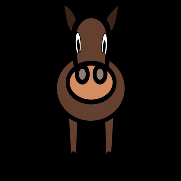 Horse 22 PNG Clip art