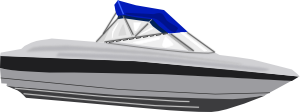 Speed Boat PNG icons