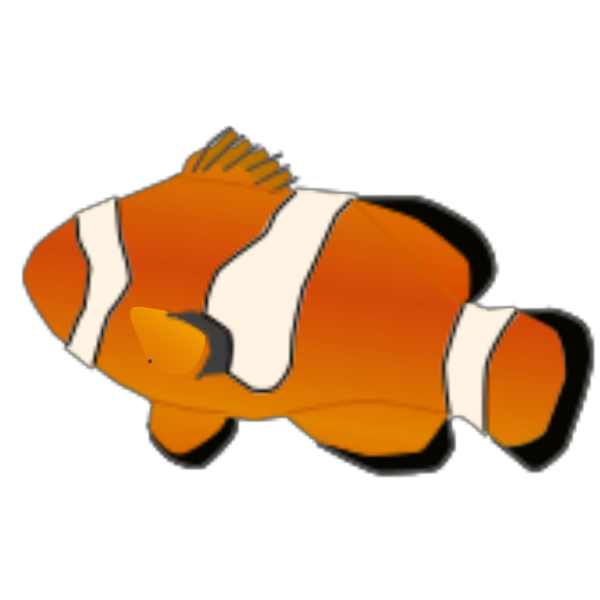 Aquarium Fish Amphiprion Percula PNG Clip art