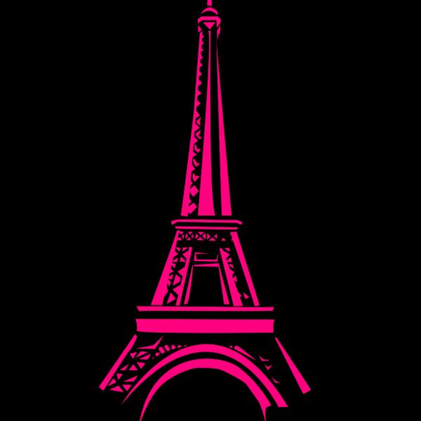 Pink Pig PNG Clip art